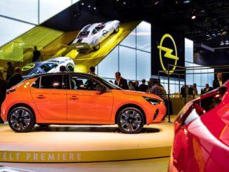 Opel diventa elettrica nella OPELHAUS 120