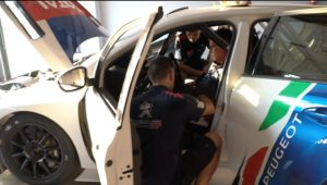 Peugeot 308 TCR Adria