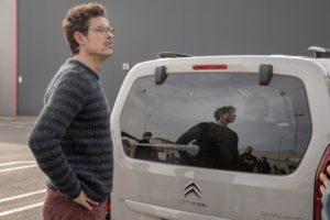 """Citroën Nuovo Berlingo protagonista del film """"Mio fratello rincorre i dinosauri"""""""