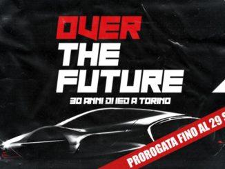 Over the future – 30 anni di IED a Torino