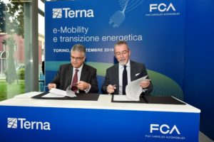 Terna e FCA