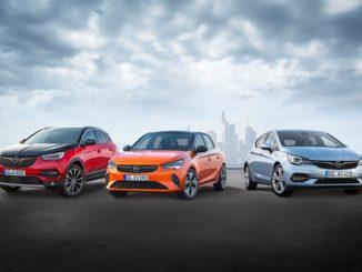 Opel a Francoforte