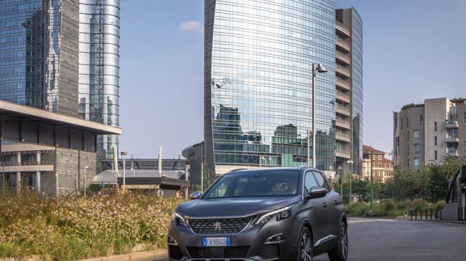 SUV Peugeot 3008 Anniversary