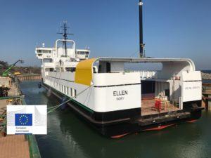 Traghetto elettrico Ellen