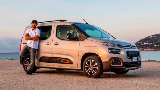 Citroën Berlingo Matteo Iachino