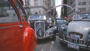 Citroën da New York a New Jersey