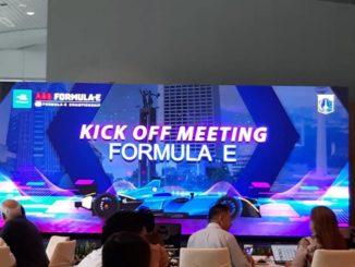 Jakarta E-Prix Formula E