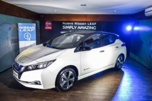 Nissan LEAF Uruguay