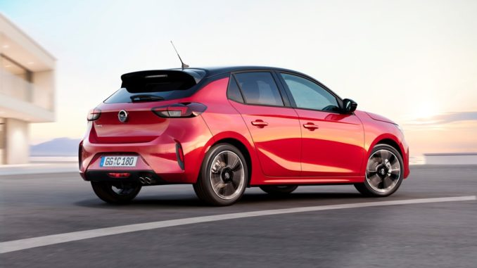 Kyung Min Lee racconta la Nuova Opel Corsa