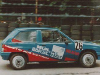Opel Corsa Luigi Bovone