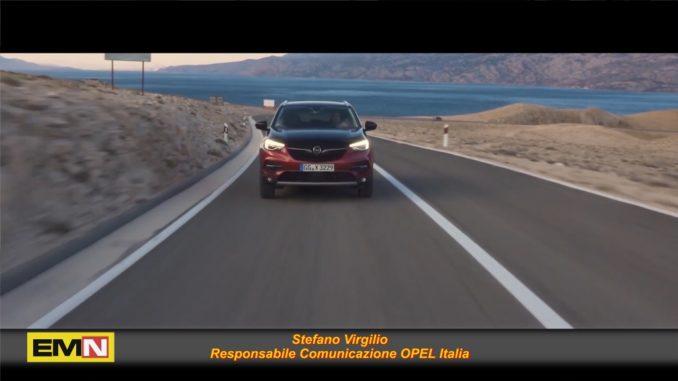 Opel Grandland X Salone Francoforte