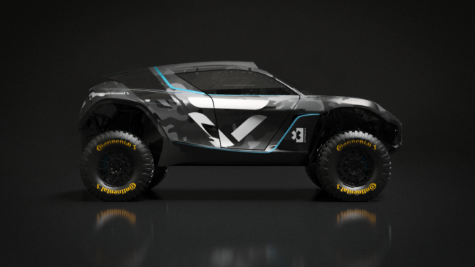 Veloce Racing Extreme E
