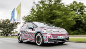 Volkswagen ID.3 Salone Francoforte