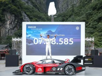 Volkswagen ID.R Monte Tianmen