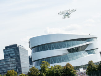 Volocopter Museo Mercedes Benz Stoccarda