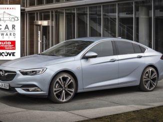 """Opel premiata con il """"Car Connectivity Award 2019"""""""