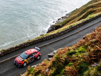 Citroën Total World Rally Team al 45o Rally di Gran Bretagna