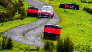 Citroën Total World Rally Team al 45o Rally di Gran Bretagna