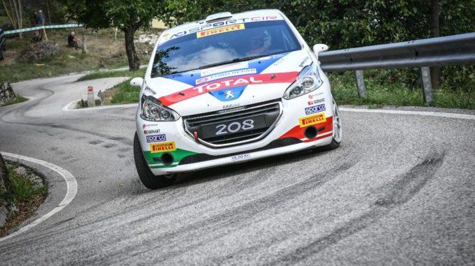Peugeot 7° Rally 2 Valli