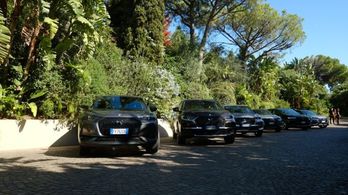 DS 3 Crossback e DS 7 Crossback
