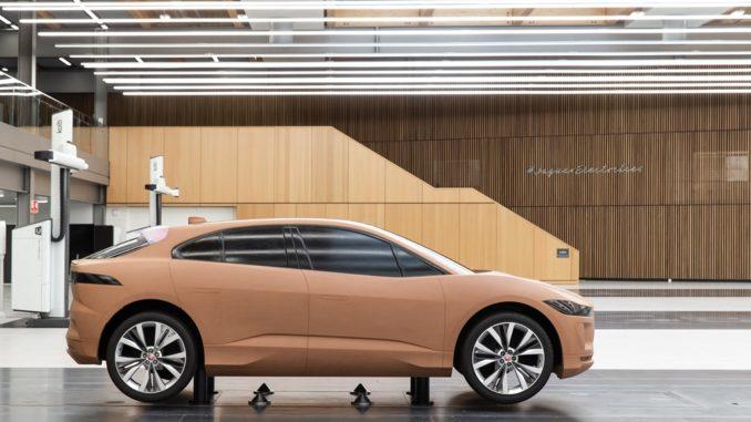 Jaguar Design Studio