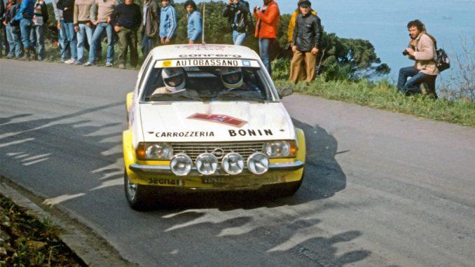 Opel Ascona-B Miki Biasion