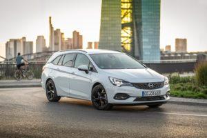 compatte di Opel