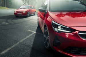 Nuova Opel Corsa GS Line