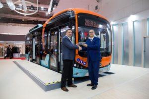 Vy Buss ha ordinato a BYD 55 bus elettrici