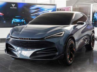 concept car elettrica Cupra Tavascan