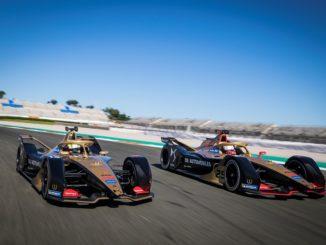 DS Techeetah Valencia Formula E
