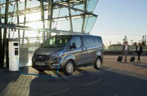 Ford Tourneo Custom Hybrid plug-in