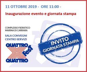 4X4Fest di Carrara