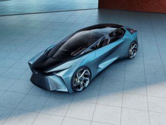 Concept Lexus LF30 Electrified