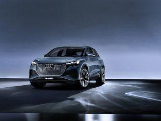 Audi punta a un futuro elettrico