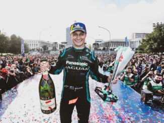 Mitch Evans e Panasonic Jaguar Racing