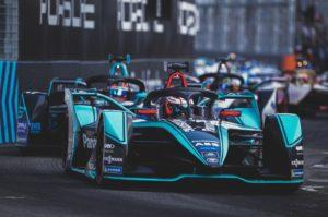 Mitch Evans e Panasonic Jaguar Racing