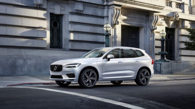 Volvo Cars e Geely