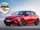"""Nuova Opel Corsa """"Auto aziendale dell'anno""""."""