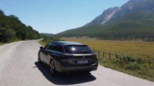Nuova Peugeot 508 SW GT BlueHDi 180