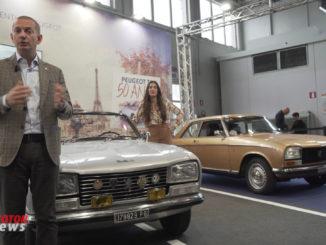 Peugeot Auto e Moto D'Epoca Padova