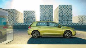 Volkswagen Golf di ottava generazione