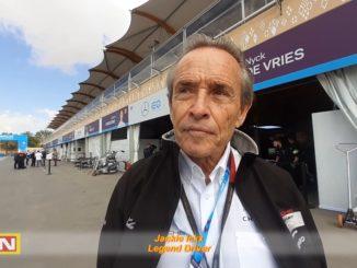 Formula E Jackie Ickx