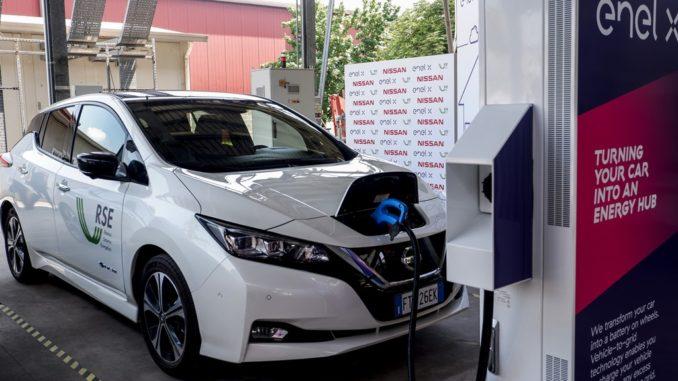 Libro sull'Economia Circolare presenta l'evoluzione di Nissan