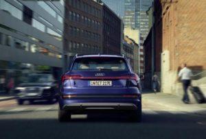 Update tecnico di Audi e-tron