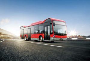 Unibuss BYD