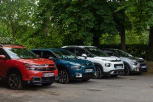 Le sospensioni Citroën sono una storia di comfort
