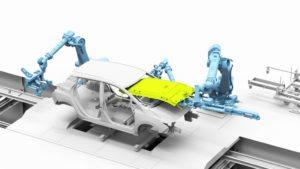 Nissan tecnologie all'avanguardia