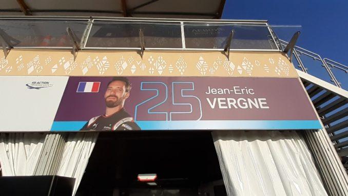 JEV Formula E Jean Eric Vergne