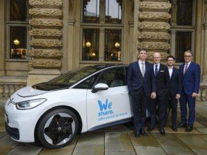 Gruppo Volkswagen e la Città di Amburgo